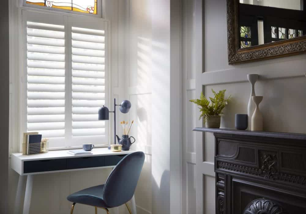 Café style shutters London