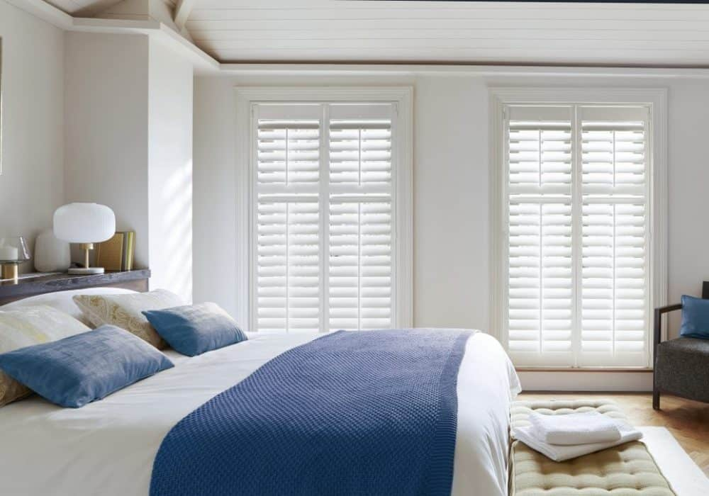 Full height shutters London